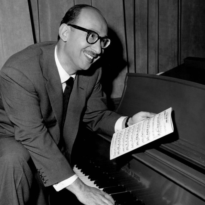 Sammy Cahn (Wikimedia Commons / NBC)