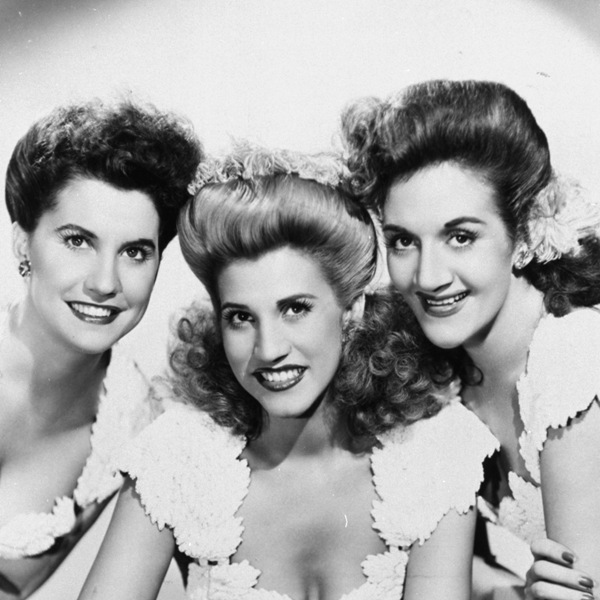 The Andrews Sisters (AP Photo)
