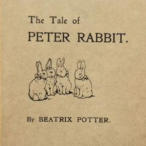 """The Tale of Peter Rabbit"" book illustration (Wikimedia Commons)"