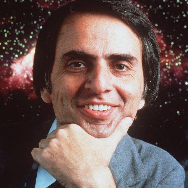 Carl Sagan (AP Photo)