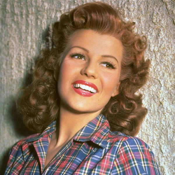 Rita Hayworth (AP Photo)