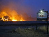 Arizona Wildfire Firefighters Memorial Site