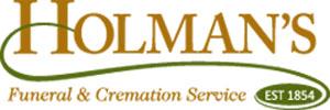 Holman's Funeral Service - Portland Logo