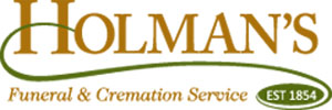 Holman's Funeral & Cremation Service Logo