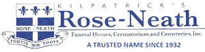 Rose-Neath Funeral Home Logo