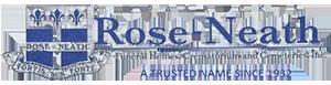 Rose-Neath Funeral Home-Coushatta Logo