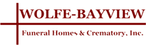 Wolfe-Bayview Funeral Home Logo