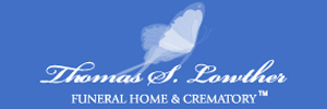 Thomas S. Lowther Funeral Home Logo
