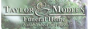 Taylor & Modeen Funeral Home Logo