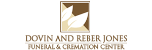 Dovin and Reber Jones Funeral and Cremation Center Logo