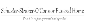 Schuster-Straker-O'Connor Funeral Home Logo