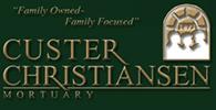 Custer Christiansen - Corvina - Covina Logo