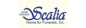 John Vincent Scalia Home for Funerals, Inc. Logo