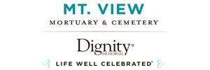 Mt. View Cemetery of San Bernardino Logo