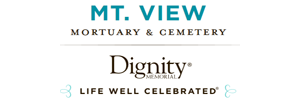 Mt. View Mortuary & Cemetery Logo