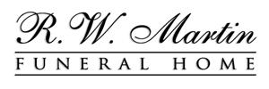 R.W. Martin Funeral Home Logo