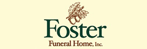 Foster Funeral Home Inc Logo