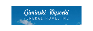 GIMINSKI - WYSOCKI FUNERAL HOME - SYRACUSE Logo