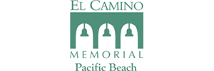 El Camino Memorial - Pacific Beach Logo