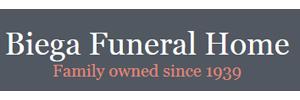Biega's Funeral Home - Middletown Logo