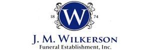 J. M. Wilkerson Funeral Establishment, Inc. - Petersburg Logo