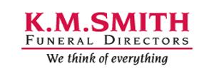 K.M. Smith Ipswich Logo
