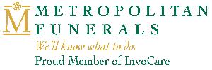 Metropolitan Funerals Logo