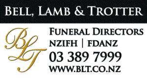 Bell, Lamb & Trotter Funeral Directors Logo