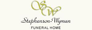 Stephenson-Wyman Funeral Home Logo