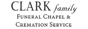 Clark Family Funeral Chapel & Cremation Service Logo