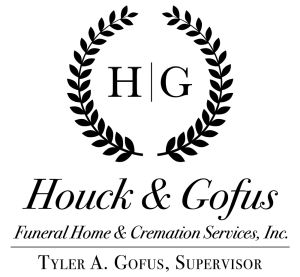 Houck and Gofus Funeral Home Logo