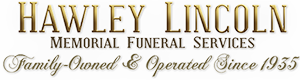 Hawley Lincoln Memorial  Logo