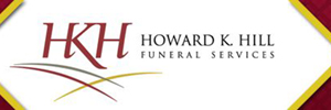 Howard K Hill Funeral Services Logo