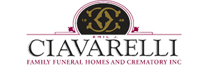 Ciavarelli Family Funeral Homes and Crematory Logo
