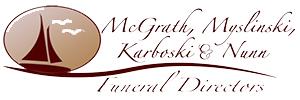 McGrath, Myslinski, Karboski & Nunn Funeral Directors Logo