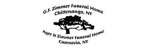 G. F. Zimmer Funeral Home Logo