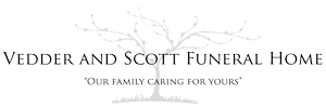 Vedder and Scott Funeral Home Logo