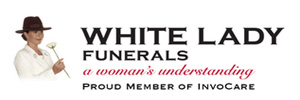 White Lady Funerals - Eastwood Logo