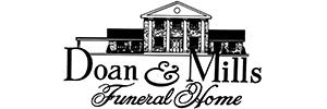 Doan & Mills Funeral Home Logo