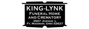 King-Lynk Funeral Home  Logo
