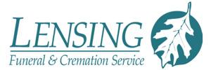 Lensing Funeral & Cremation Service Logo