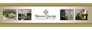 Dennis George Funeral Home Logo