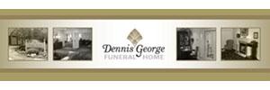 Dennis George Funeral Home Logo