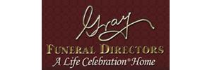 Gray Memorial Funeral Home Logo