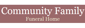 Community Family Funeral Home - Richmond Logo