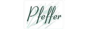 Pfeffer Funeral Home Logo