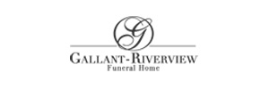 Gallant-Riverview Funeral Home Logo