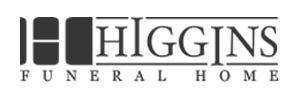 Higgins Funeral Home Logo
