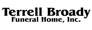 Terrell Broady Funeral Home, Inc. Logo
