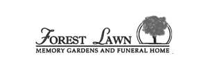 Forest Lawn Memory Gardens & Funeral Home - Greenwood Logo
